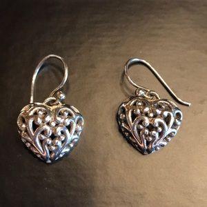 Barse Silver Earrings
